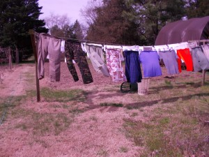 Solar Wind Clothes Dryer